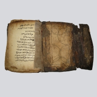 Ethiopian Arabic Manuscript/Prayer Book