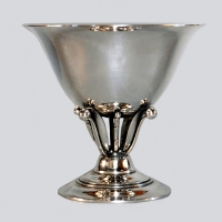 Danish - Georg Jensen Louvre Bowl 17B