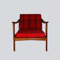 Teak Lounge Chair