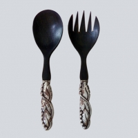Danish - Georg Jensen Salad Servers