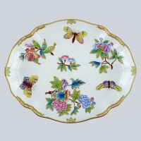 Herend - Oval Dish