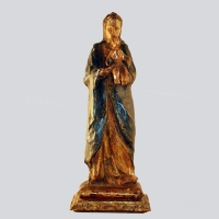Italian Figure of San Joseph with Child