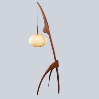 "Rispal ""Mantis"" Floor Lamp"