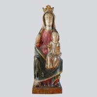 Spanish Madonna with the Child