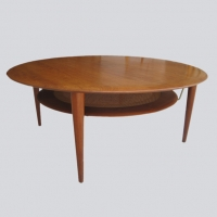 Peter Hvidt Teak Table